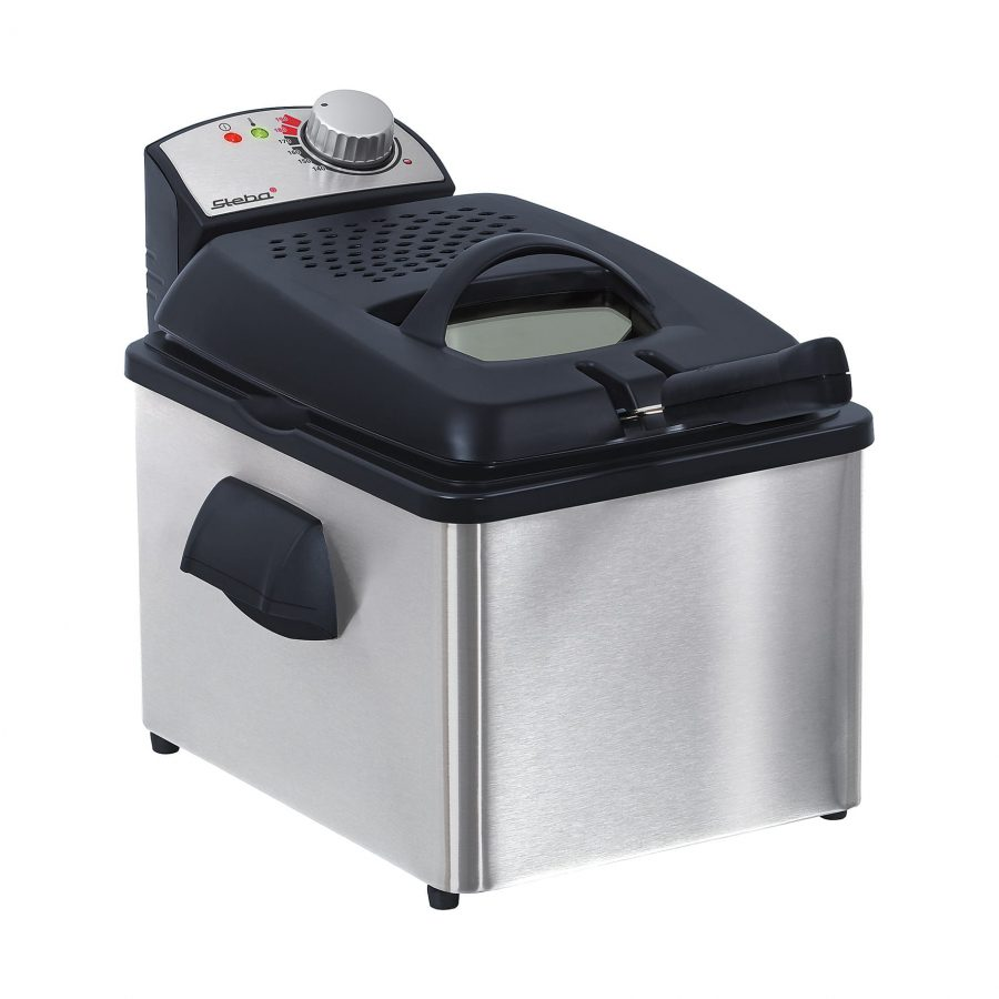 Stainless steel fryer DF 282