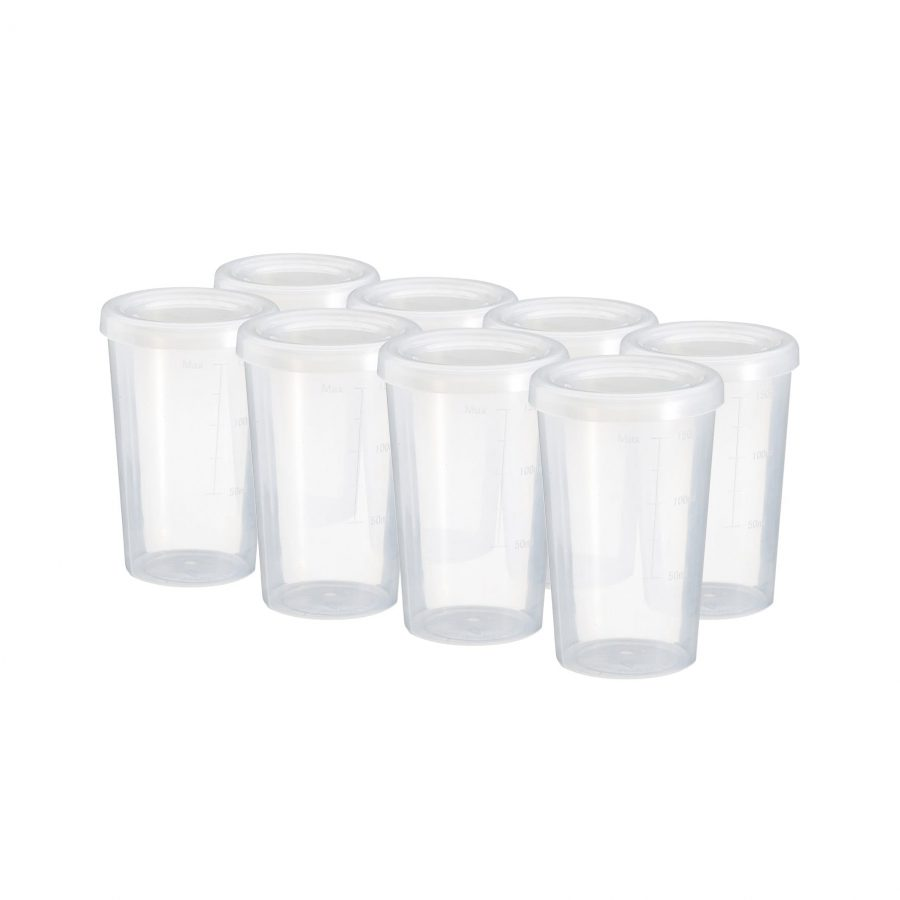Accessories JM 1 Set of 8 yoghurt cups