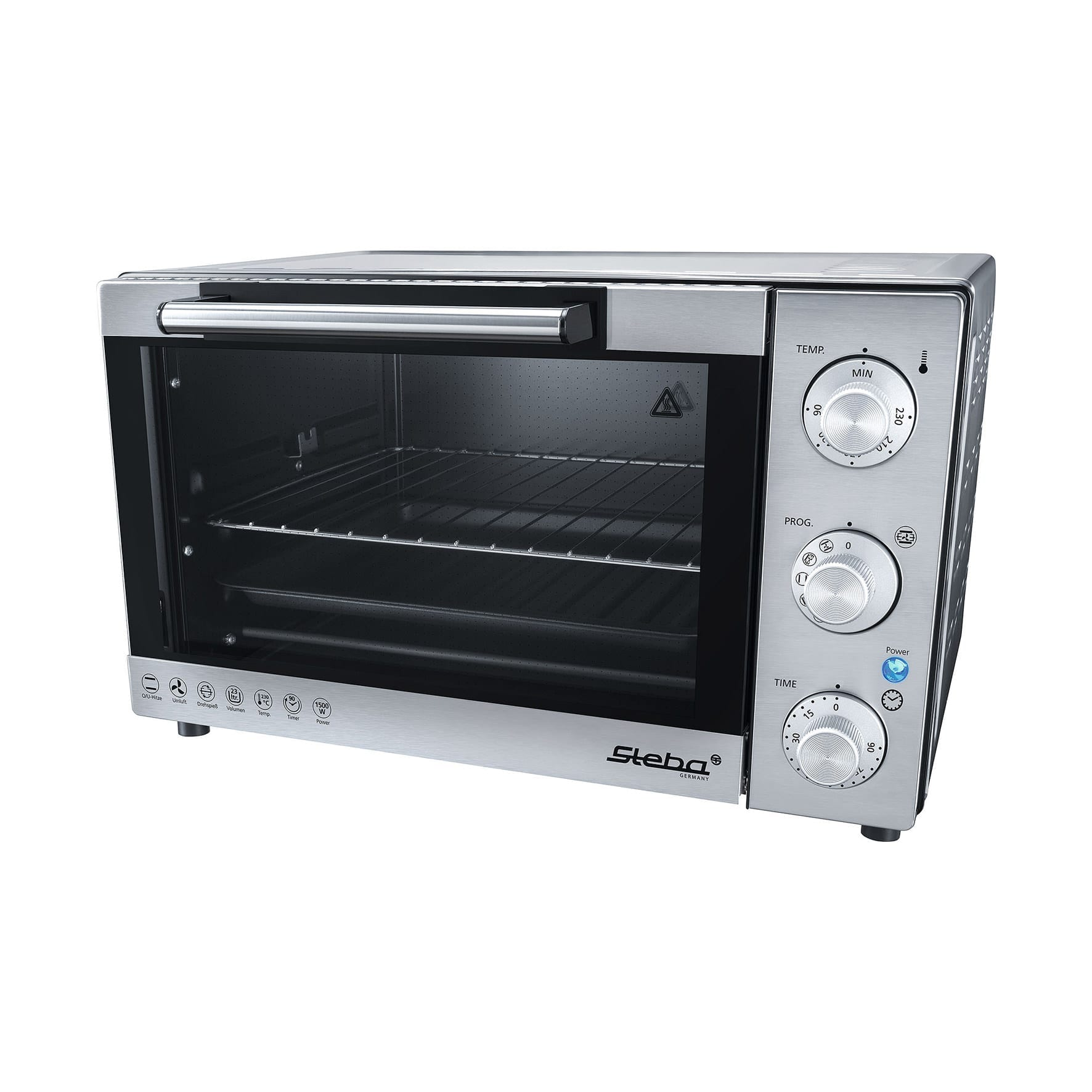 Home / Baking / Compact Bake Ovens / Grill and bake oven KB 23